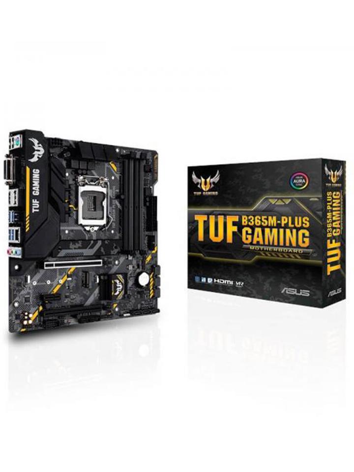 Tarjeta Madre Asus TUF B365M-Plus Gaming